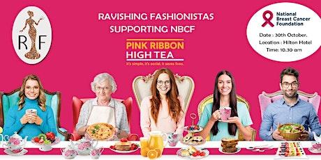 Pink Ribbon High Tea by Ravishing Fashionistas. tickets