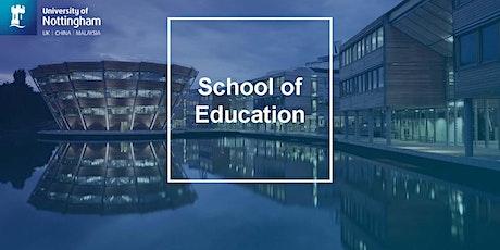 University of Nottingham - CLR Seminar Series tickets