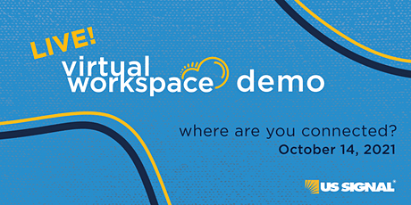 Virtual Workspace - Where are you connected? tickets