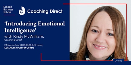 'Introducing Emotional Intelligence' with Coaching Direct tickets