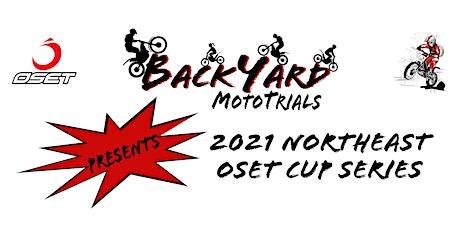 Backyard MotoTrials 2021 Northeast OSET Cup Series tickets
