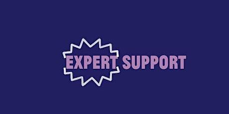 Expert 121 with Rick Chapman, Web development & design tickets