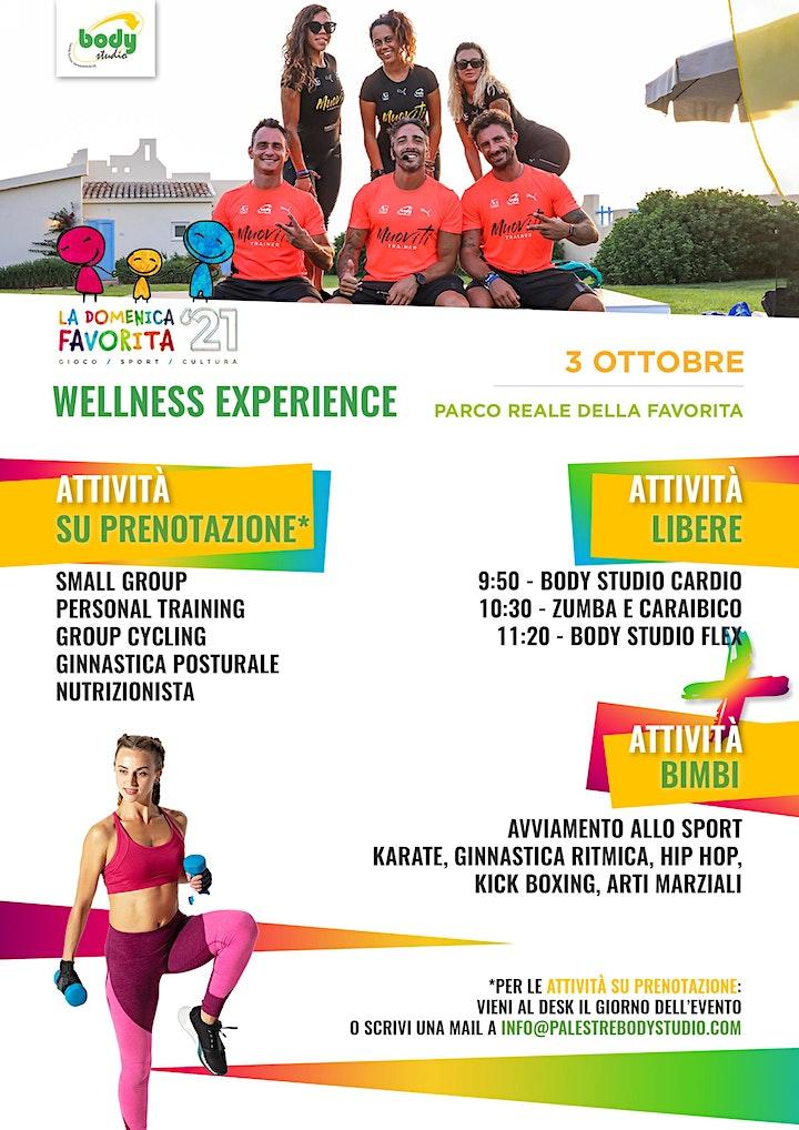 Immagine Palestre Body Studio Wellness Experience - 03 ottobre