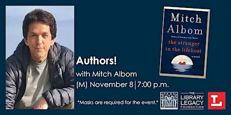 Authors! with Mitch Albom tickets