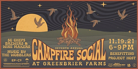 Greenbrier Farms' 7th Annual Campfire Social Charity Event tickets