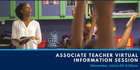 Brooke Charter Schools Associate Teacher Virtual Information Session tickets