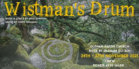 Wistman's Drum tickets