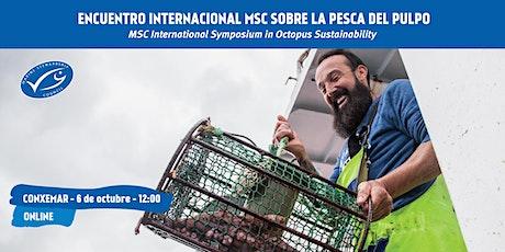 MSC INTERNATIONAL SYMPOSIUM INOCTOPUS SUSTAINABILITY (ONLINE SESSION) tickets