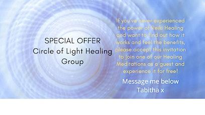 Circle of Light Healing Meditation tickets
