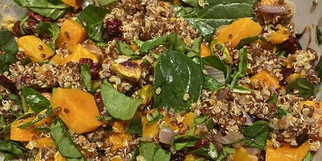 Fall Season Plant Based Cooking workshop tickets