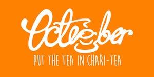 Octeaber - Little Tea Shop of Horrors Tea Tasting...
