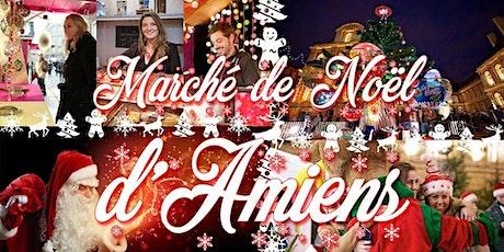 Marché de Noël d'Amiens & Spectacle Chroma & LeTréport - 28 novembre billets