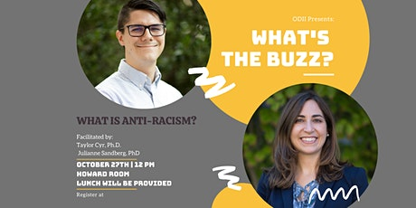 What's the Buzz: What is Anti-Racism tickets