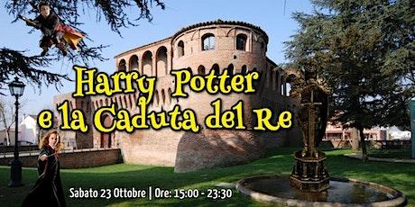 Harry Potter e la Caduta del Re - Castello di Bagnara biglietti