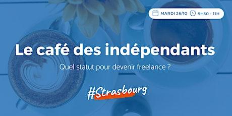 Strasbourg : café consultant ☕ billets