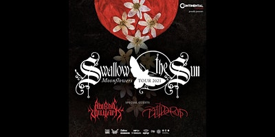 SWALLOW THE SUN   Abigail Williams    Wilderun   PORTLAND
