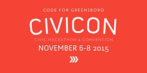 Code for Greensboro Fall Hackathon 2015