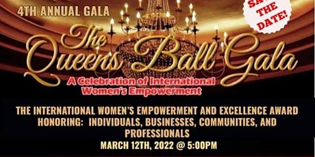 The Queens Ball Gala 2022 tickets
