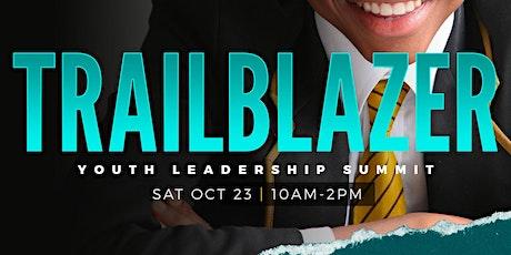Trailblazer: Youth Leadership Summit tickets