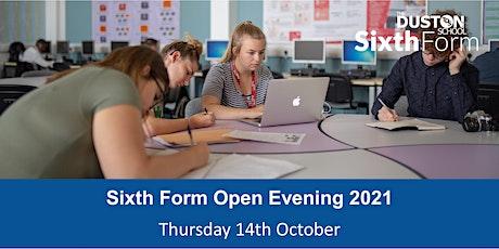 The Duston School - Sixth Form Open Evening tickets