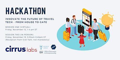 Hackathon: Innovate the Future of Travel Tech - From House to Gate tickets
