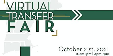 New England Transfer Association  Transfer Fair-(Student Registration) tickets