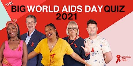 The Big World AIDS Day Quiz 2021 tickets
