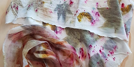 NYC Artist Corps: Introduction to Eco-Printing tickets