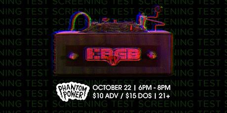 HeBGB TV - TEST SCREENING tickets