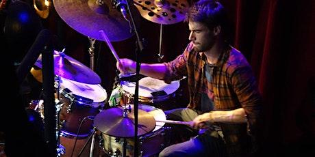 Concert et Jam Jazz, Tom Peyron Batteur Paris billets