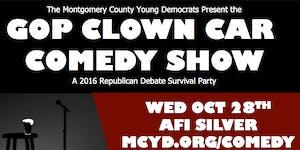 GOP Clown Car Comedy Tour (A Republican Debate...