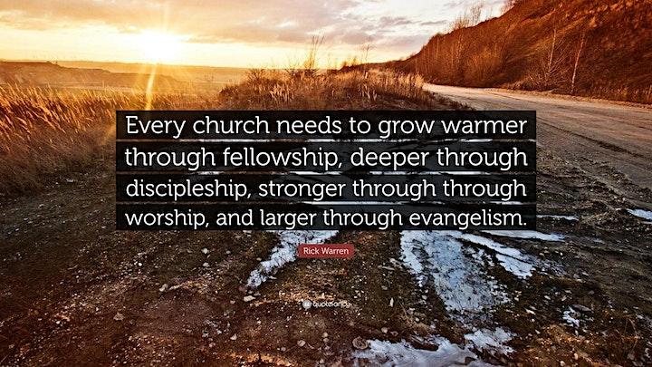 Afbeelding van IC The Garden Church Service - October 31