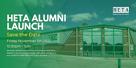 HETA Alumni Launch tickets