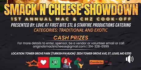 Smack N Cheese Showdown tickets