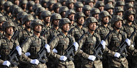 Red Planet: The Growing Reach of China's Military tickets