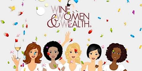Virtual Wine Women & Wealth-5RF VA tickets