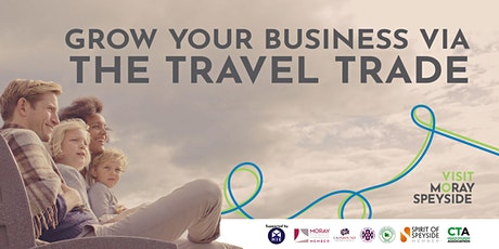 Workshop - Grow Your Business with the Travel Trade (2pm) tickets