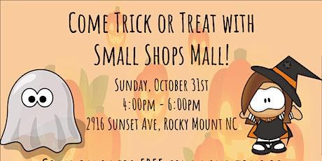 Halloween Trick or Treat!!!! tickets