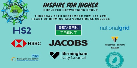 Inspire for Higher Employer Networking Group Meeting tickets