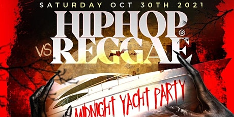 HALLOWEEN WEEKEND  JEWEL YACHT PARTY NYC - MIDNIGHT CRUISE! Sat., Oct 30th tickets