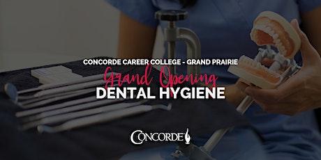 Dental Hygiene Grand Opening at Concorde Career College - Grand Prairie tickets