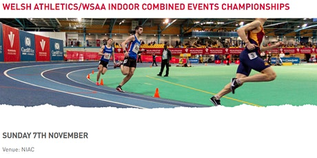 WSAA INDOOR COMBINED EVENTS CHAMPIONSHIPS tickets