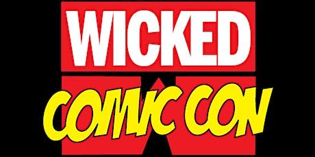 Wicked Comic Con Boston tickets