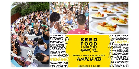 SEED Food & Festival Presents: BLOOM BRUNCH presented by Florida Crystals tickets