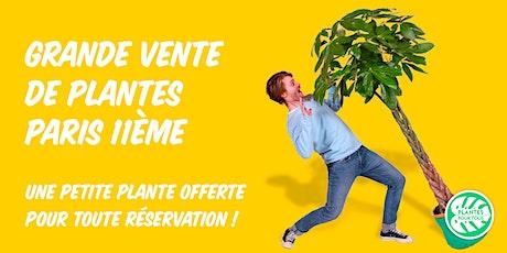 Grande Vente de Plantes - Paris 11ème tickets