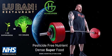 HG Revolution Launch tickets
