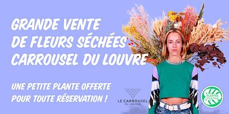 Grande Vente de Plantes - Carrousel du Louvre tickets