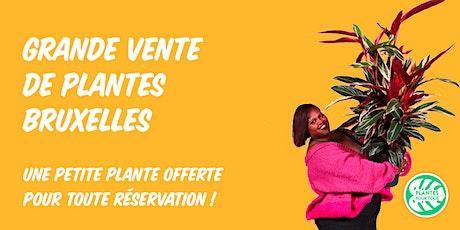 Grande Vente de Plantes - Bruxelles tickets