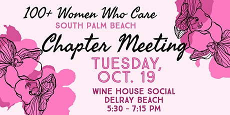 100+ Women Who Care South Palm Beach Event - Q4 2021 tickets