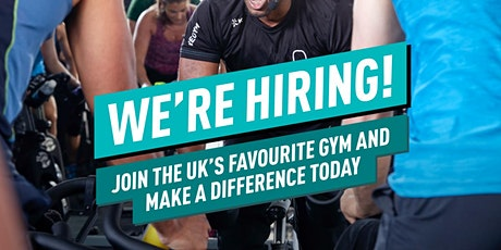 Personal Trainer/Fitness coach Hiring Open Day - Bletchley/Milton Keynes tickets